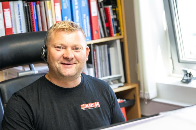 Lars Skak Jensen : CEO